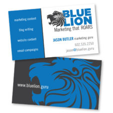 BlueLion - BusinessCard