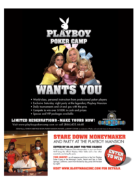 Playboy - Advertising