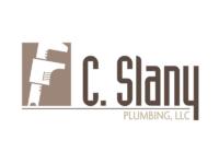 C Slany Plumbing - Logo