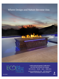 Eco-Blu Pools - Advertising