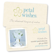 Petal Wishes - BusinessCard