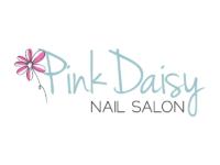 Pink Daisy Nail Salon - Logo