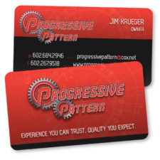 Progressive Pattern - BusinessCard