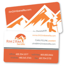 Rim 2 Rim Benefits - BusinessCard