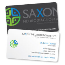Saxon Medical - BusinessCard