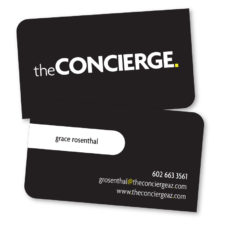 The Concierge - BusinessCard
